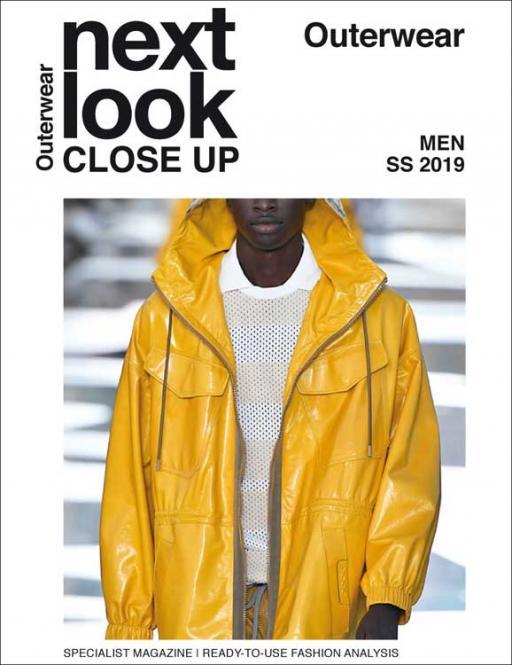 Next Look Close Up Men Outerwear  Abonnement Europa