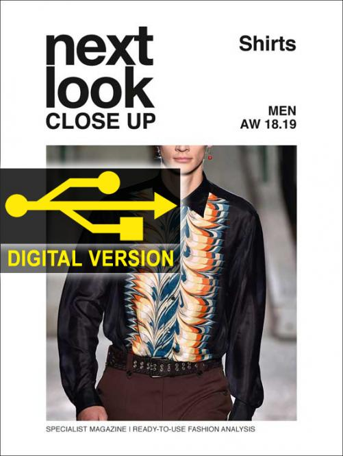 Next Look Close Up Men Shirts no. 04 A/W 2018/2019 Digital Version