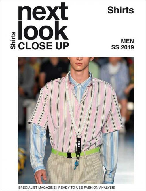 Next Look Close Up Men Shirts Subscription World Airmail