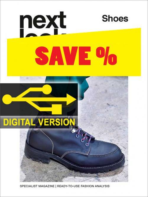 Next Look Close Up Men Shoes no. 02 A/W 17/18 Digital Version