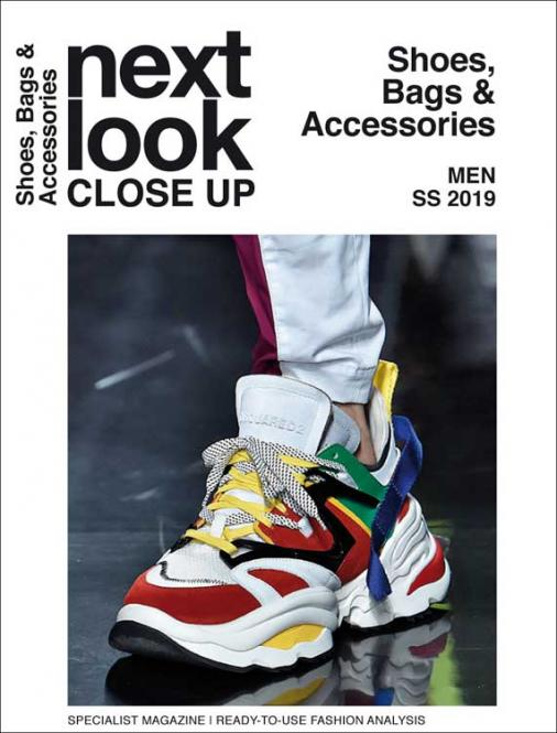 Next Look Close Up Men Shoes, Bags & Accessories no. 05 S/S 2019