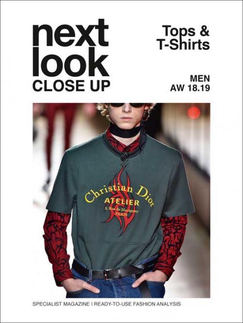 Next Look Close Up Men Top & T-Shirts Subscription World Airmail