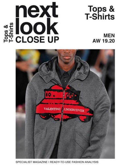 Next Look Close Up Men Tops &  T-Shirts no. 06 A/W 2019/2020