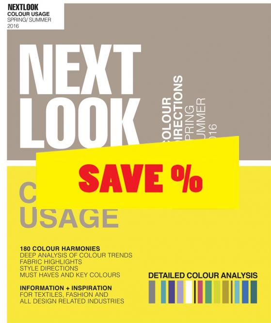 Next Look Colour Usage S/S 2016