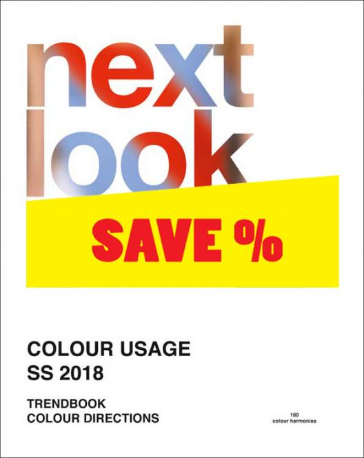 Next Look Colour Usage S/S 2018