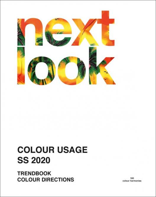Next Look Colour Usage, Subscription World Airmail