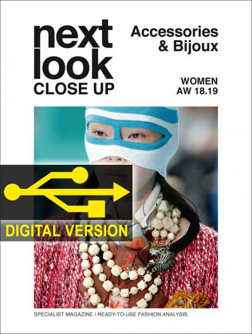 Next Look Close Up Women Accessories & Bijoux no. 04 A/W 18/19