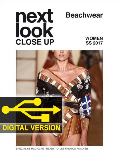 Next Look Close Up Women Beachwear no. 01 S/S 2017 - Digital Version