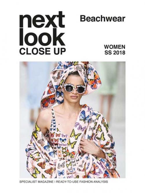 Next Look Close Up Women Beachwear - 2 Years Subscription World Airmail
