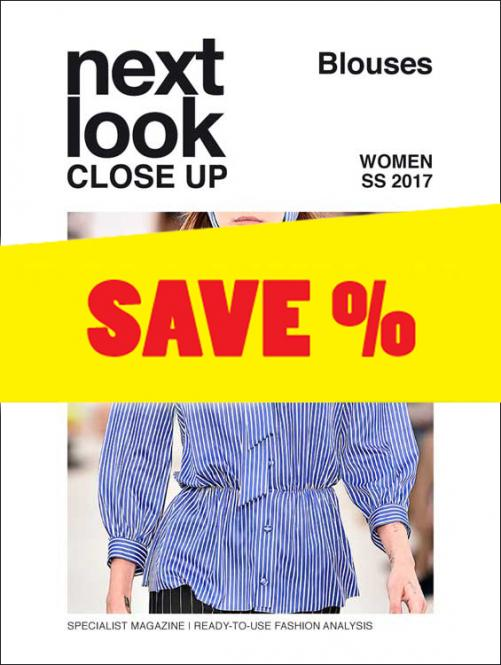 Next Look Close Up Women Blouses no. 01 S/S 2017