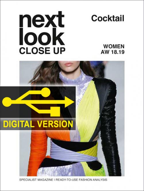 Next Look Close Up Women Cocktail no. 04 A/W 2018/2019 Digital Version