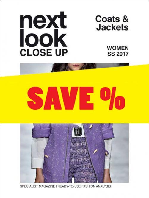 Next Look Close Up Women Coats & Jackets no. 01 S/S 2017