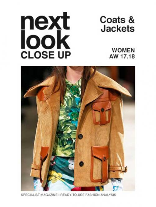 Next Look Close Up Women Coats & Jackets no. 02 A/W 2017/2018