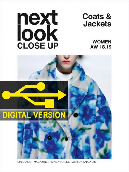 Next Look Close Up Women Coats & Jackets no. 04 A/W 2018/2019