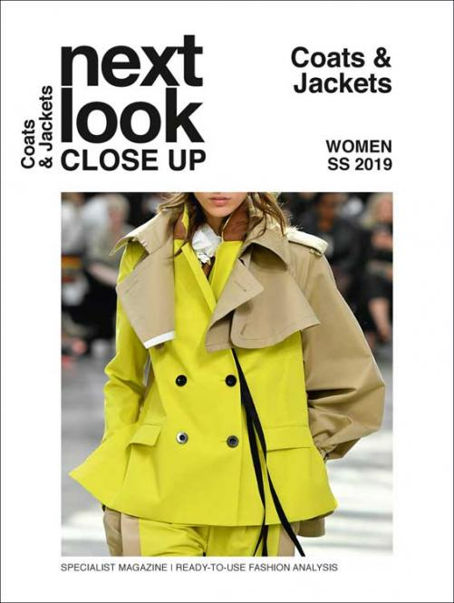 Next Look Close Up Women Coats & Jackets - Subscription World Airmail