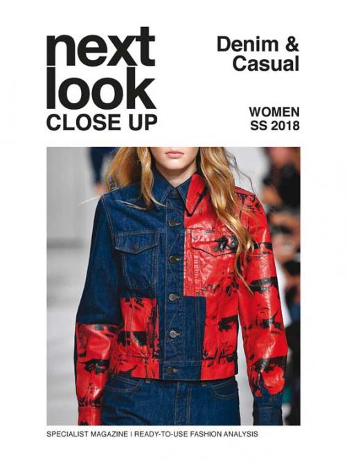Next Look Close Up Women Denim & Casual - Subscription Airmail