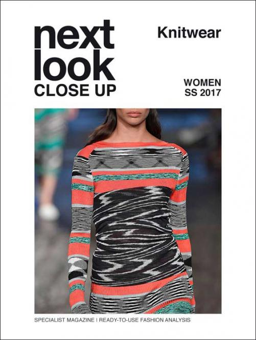 Next Look Close Up Women Knitwear no. 01 S/S 2017