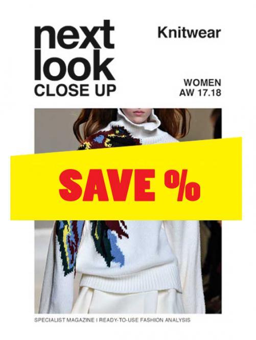 Next Look Close Up Women Knitwear no. 02 A/W 2017/2018