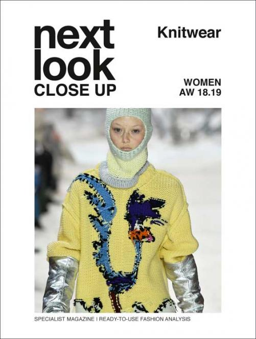 Next Look Close Up Women Knitwear - Abonnement Europa