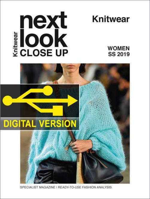 Next Look Close Up Women Knitwear no. 05 S/S 2019 Digital Version