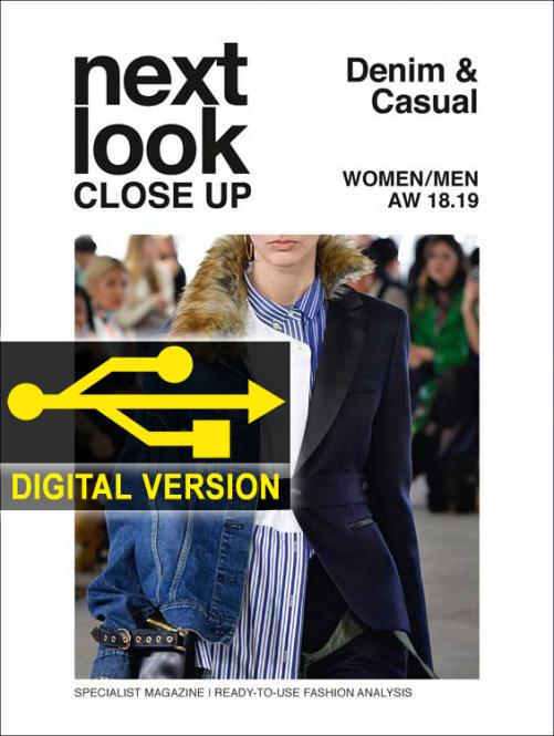 Next Look Close Up Women/Men Denim & Casual no. 04 A/W 18/19