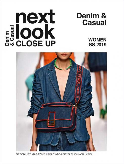 Next Look Close Up Women/Men Denim & Casual no. 05 S/S 2019