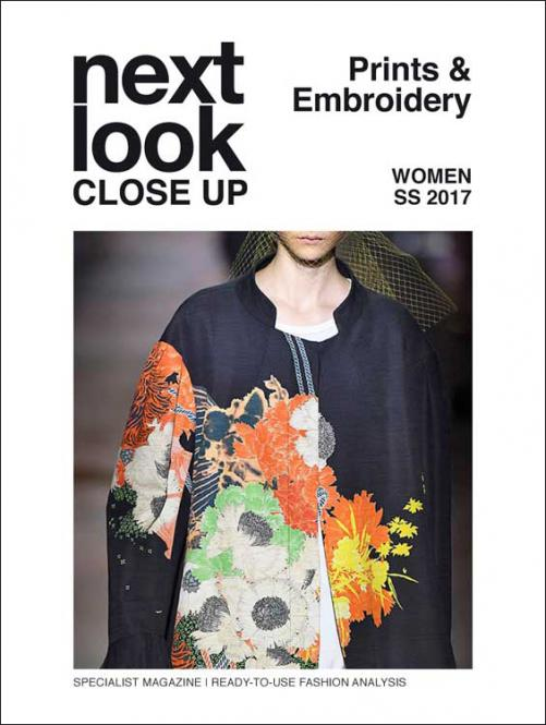 Next Look Close Up Women Print & Embroidery - Abonnement Europa