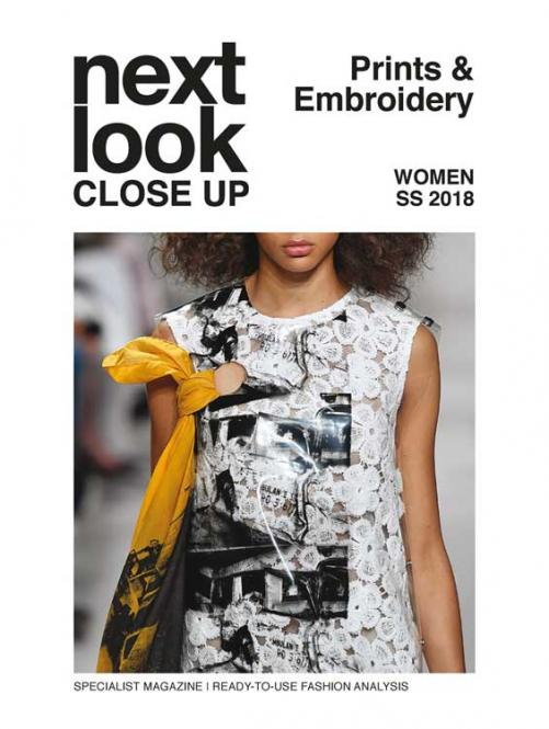 Next Look Close Up Women Print & Embroidery - Abonnement Europa