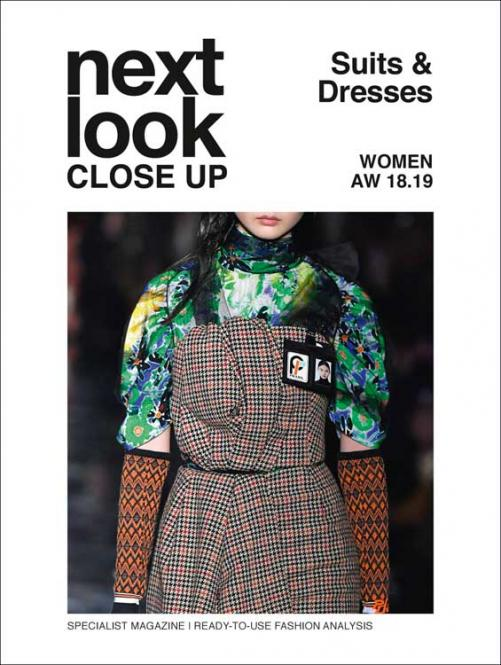 Next Look Close Up Women Suits & Dresses - Subscription World Airmail