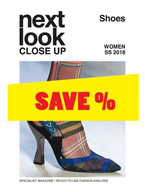 Next Look Close Up Women Shoes no. 03 S/S 2018