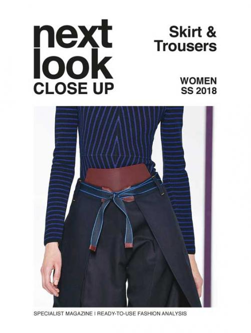 Next Look Close Up Women Skirt & Trousers no. 03 S/S 2018