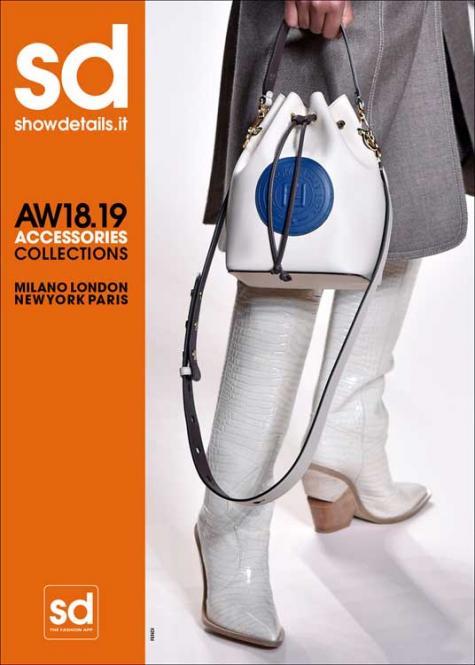 Show Details Box Accessories, Abonnement Welt Luftpost
