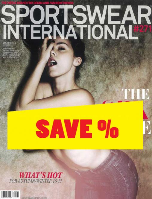 Sportswear International E no. 271