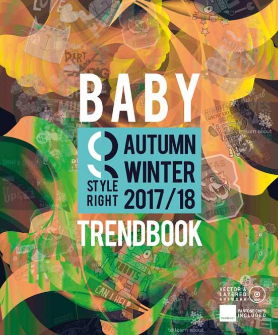 Style Right Baby's Trend Book, Abonnement Europa