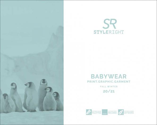 Style Right Babywear Trendbook A/W 2020/2021 incl. DVD