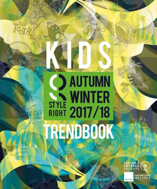 Style Right Kid's Trend Book, Abonnement Europa