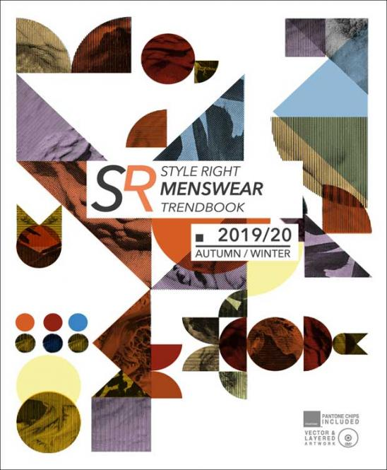 Style Right Men's Trend Book, Abonnement Europa