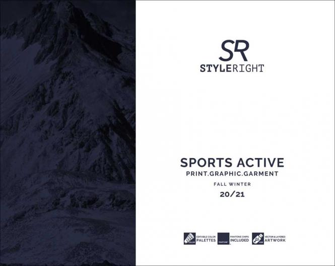 Style Right Sports Active A/W 2020/2021 incl. DVD