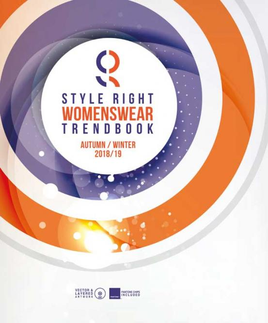 Style Right Womenswear Trendbook incl. DVD Autumn/Winter