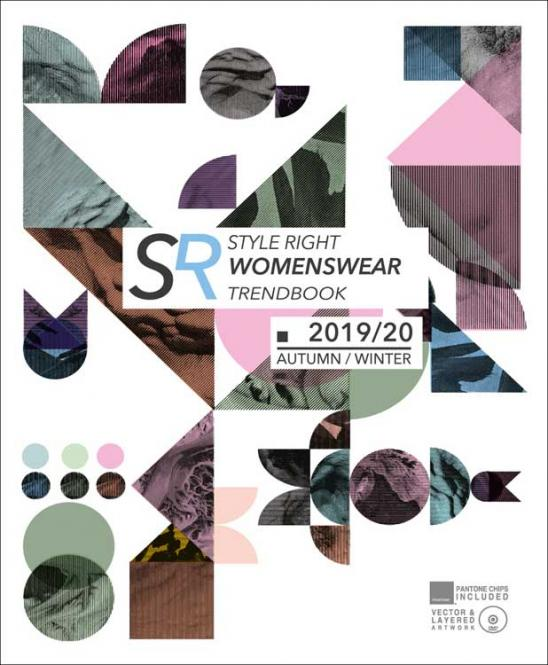 Style Right Womenswear Trendbook A/W 2019/2020 incl. DVD