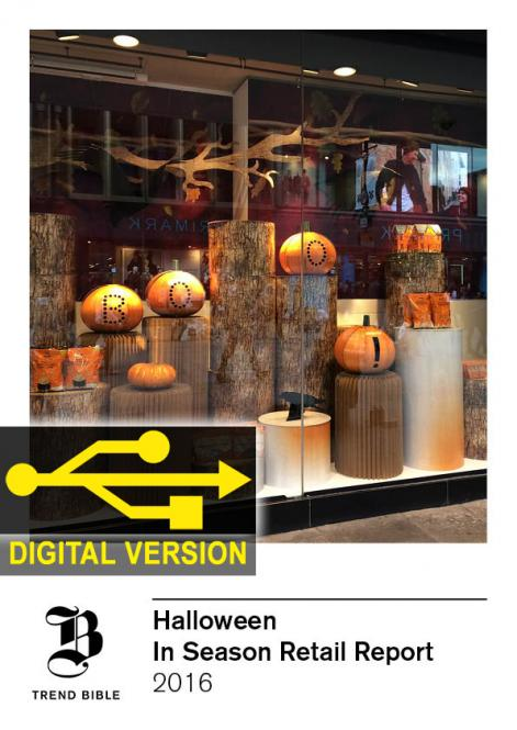 Trend Bible Helloween 2016 Retail Report