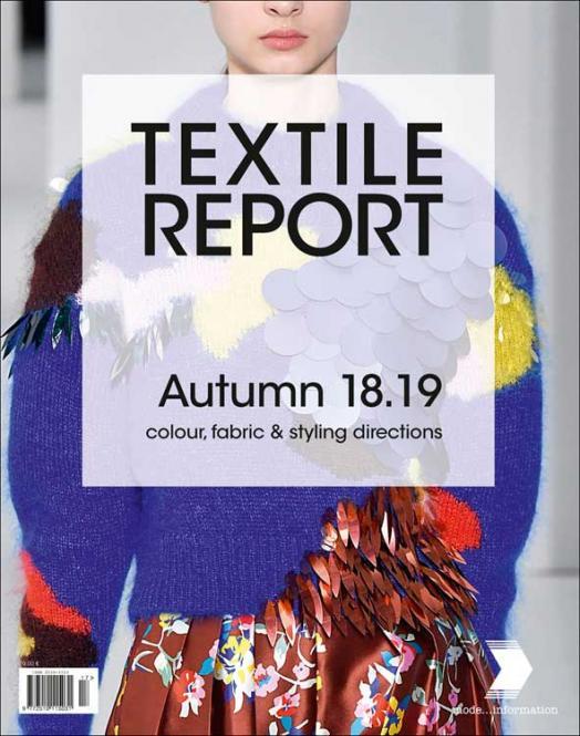 Textile Report no. 3/2017 A/W 2018/2019