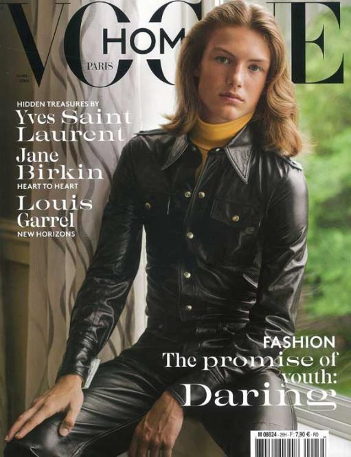 Vogue Homme International - GB, Abonnement Welt Luftpost