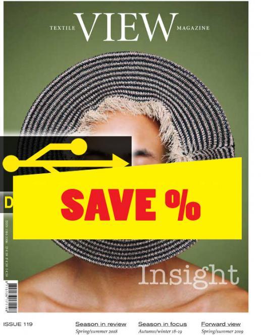 View Textile Magazine no. 119 Digital Version