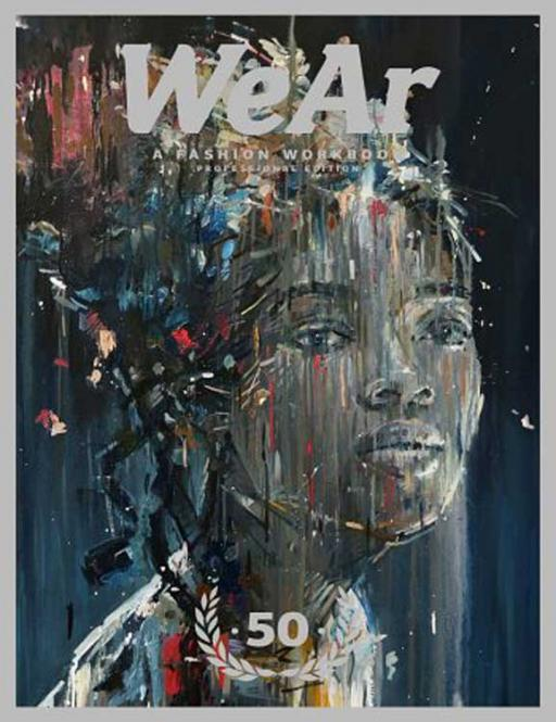 WeAr Magazine no. 50 Englisch