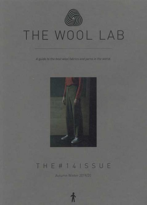 The Wool Lab Magazine, Subscription World Airmail