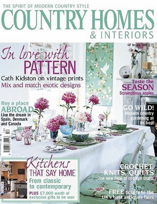 Country Homes And Interiors Subscription country homes & interiors, subscription germany | mode