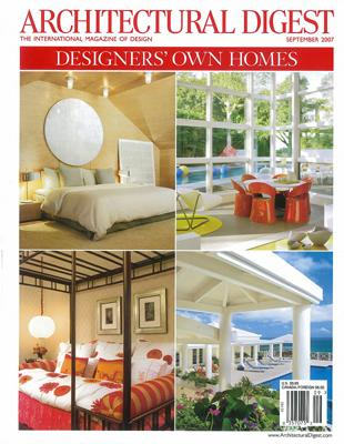 Architectural Digest USA, Subscription Europe