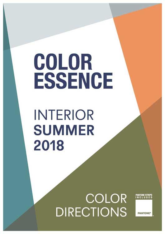 color essence interior s s 2018 mode information gmbh. Black Bedroom Furniture Sets. Home Design Ideas