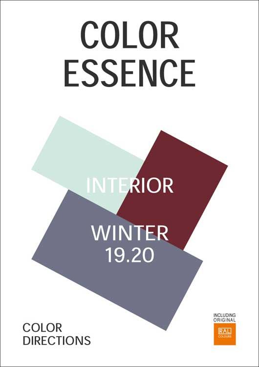 Color Essence Interior RAL